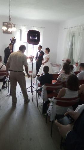 Hochzeit von Laurentiu